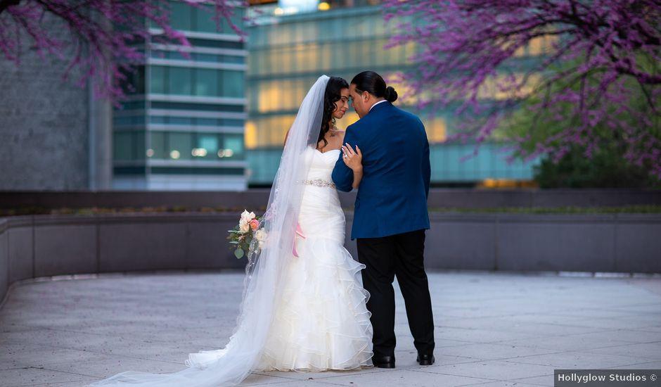 Vanessa and Jesse's Wedding in Arlington, Virginia