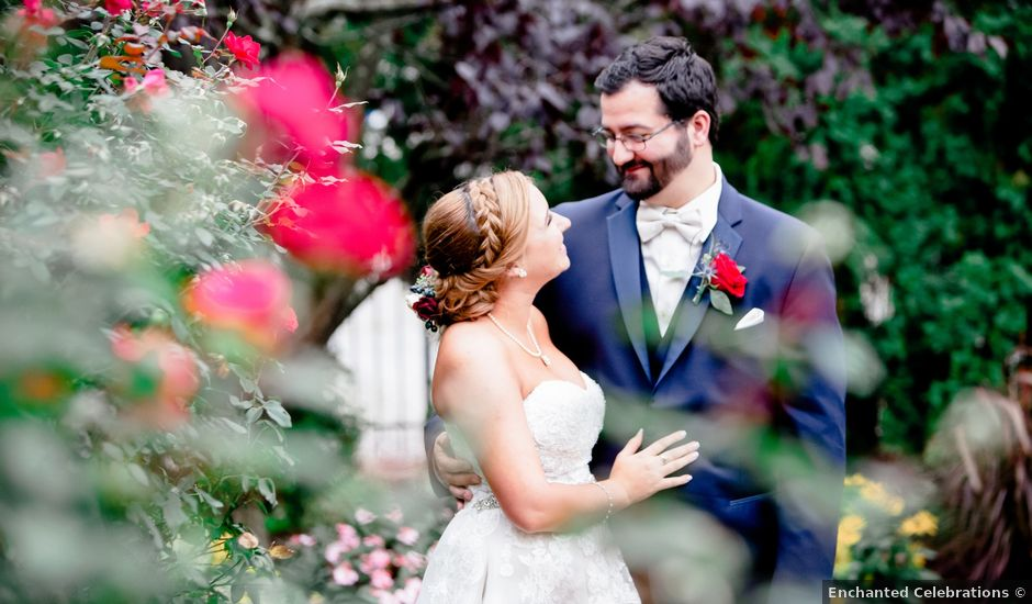 Robert and Elisa's Wedding in Riverside, New Jersey