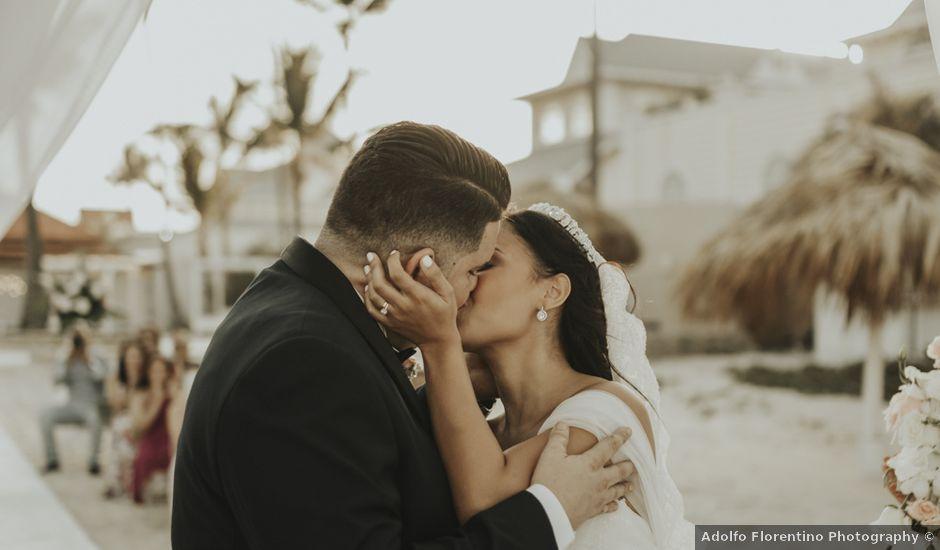 Ivan and Alba's Wedding in Punta Cana, Dominican Republic