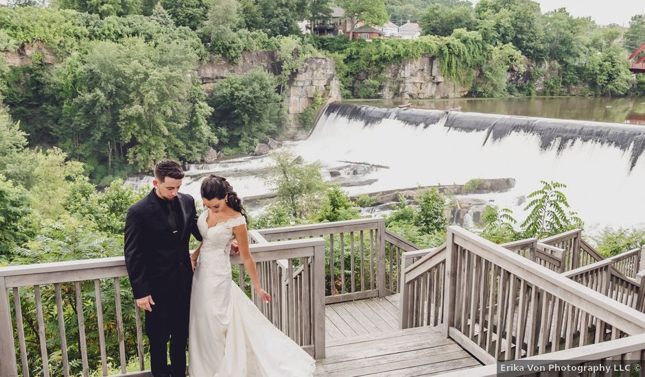 Sean and Kaila's Wedding in Saugerties, New York