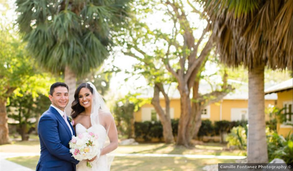 Jessica and Jorge's Wedding in Isabela, Puerto Rico