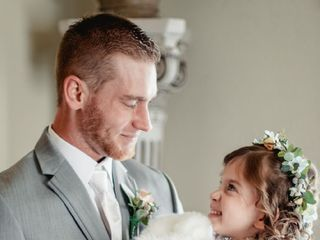 The wedding of Cassie and Max 3
