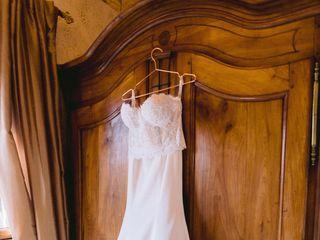 The wedding of Brooke and Marshall 1