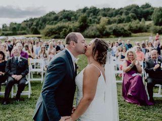 The wedding of Ciara and Trevor 2