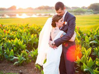 The wedding of Ian and Cindy