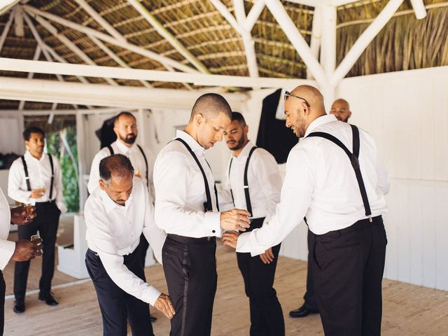 Courtney and Daniel's Wedding in Punta Cana, Dominican Republic 37