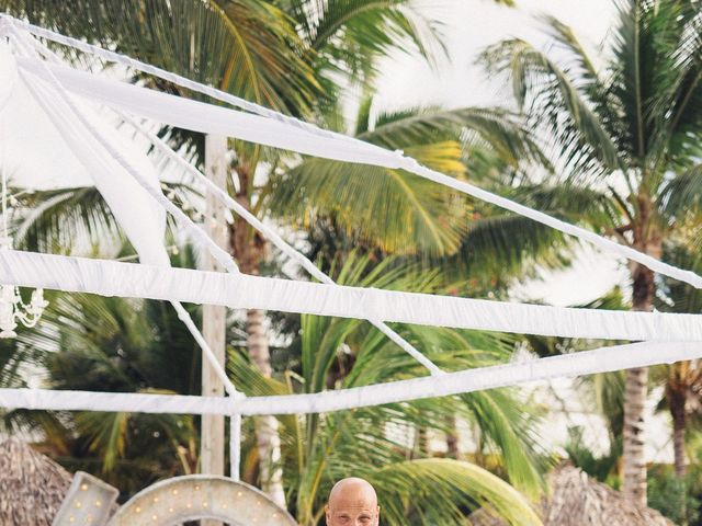 Courtney and Daniel's Wedding in Punta Cana, Dominican Republic 51