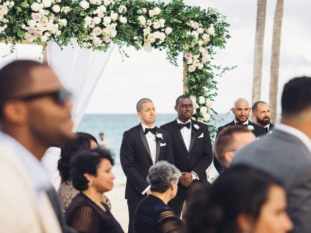Courtney and Daniel's Wedding in Punta Cana, Dominican Republic 55