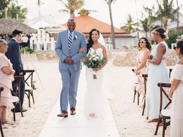 Courtney and Daniel's Wedding in Punta Cana, Dominican Republic 56