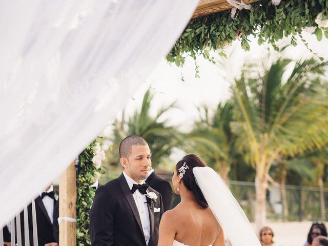 Courtney and Daniel's Wedding in Punta Cana, Dominican Republic 57