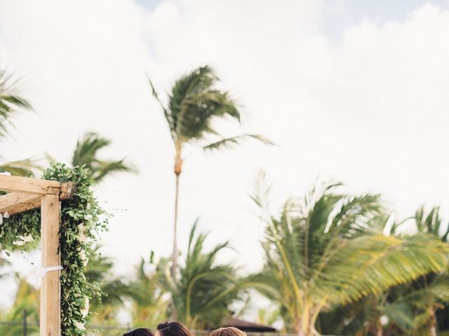 Courtney and Daniel's Wedding in Punta Cana, Dominican Republic 58