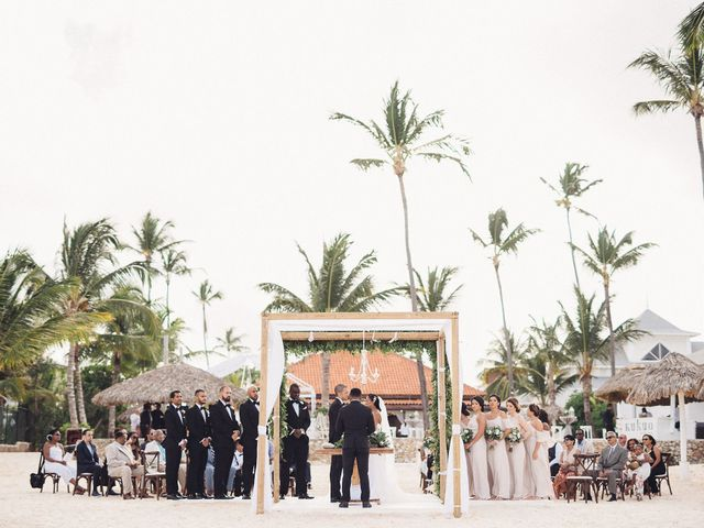 Courtney and Daniel's Wedding in Punta Cana, Dominican Republic 59