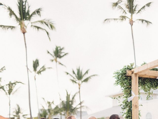 Courtney and Daniel's Wedding in Punta Cana, Dominican Republic 60