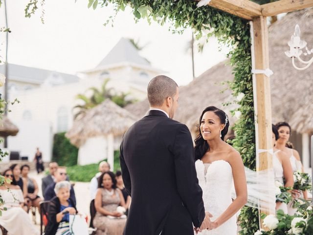 Courtney and Daniel's Wedding in Punta Cana, Dominican Republic 61