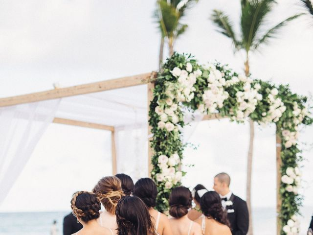 Courtney and Daniel's Wedding in Punta Cana, Dominican Republic 62