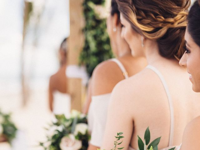 Courtney and Daniel's Wedding in Punta Cana, Dominican Republic 63