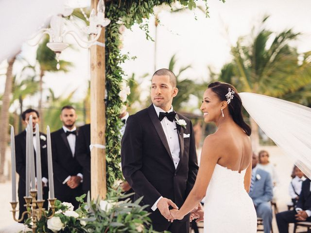Courtney and Daniel's Wedding in Punta Cana, Dominican Republic 65