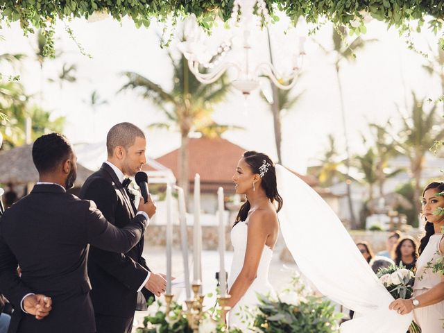 Courtney and Daniel's Wedding in Punta Cana, Dominican Republic 67
