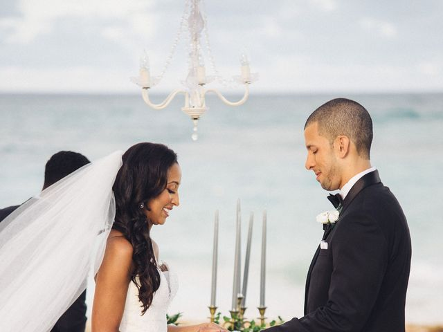 Courtney and Daniel's Wedding in Punta Cana, Dominican Republic 69