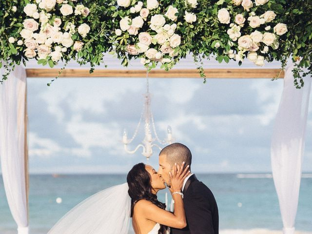 Courtney and Daniel's Wedding in Punta Cana, Dominican Republic 70