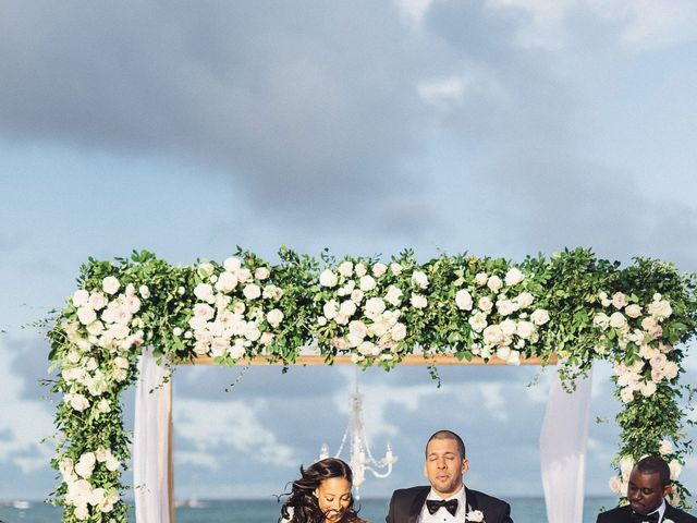 Courtney and Daniel's Wedding in Punta Cana, Dominican Republic 73