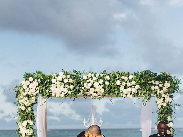 Courtney and Daniel's Wedding in Punta Cana, Dominican Republic 74