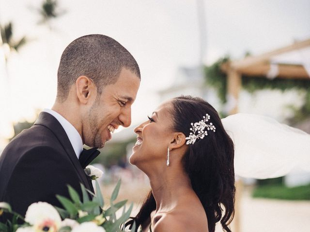 Courtney and Daniel's Wedding in Punta Cana, Dominican Republic 75