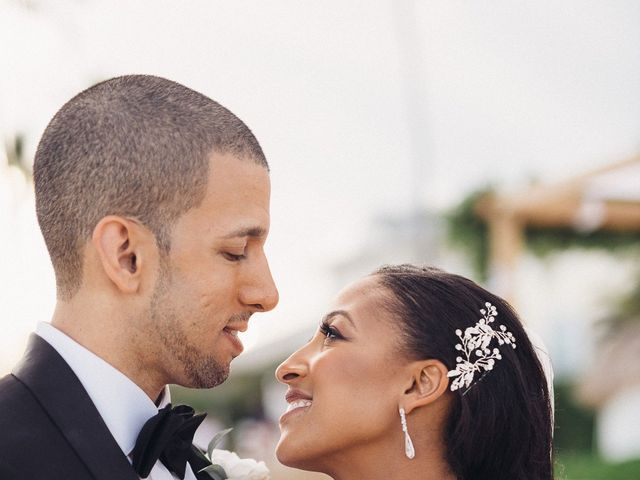 Courtney and Daniel's Wedding in Punta Cana, Dominican Republic 76