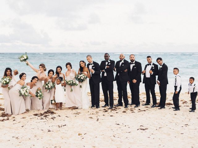 Courtney and Daniel's Wedding in Punta Cana, Dominican Republic 2
