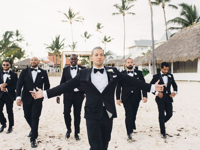Courtney and Daniel's Wedding in Punta Cana, Dominican Republic 84