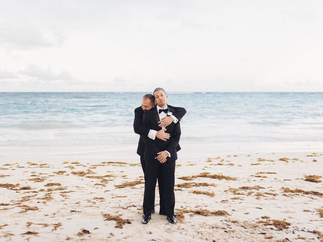 Courtney and Daniel's Wedding in Punta Cana, Dominican Republic 85