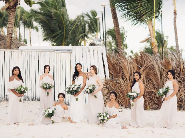 Courtney and Daniel's Wedding in Punta Cana, Dominican Republic 87