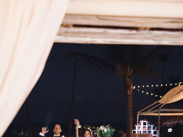 Courtney and Daniel's Wedding in Punta Cana, Dominican Republic 99