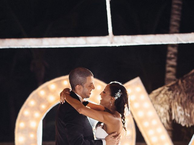 Courtney and Daniel's Wedding in Punta Cana, Dominican Republic 109