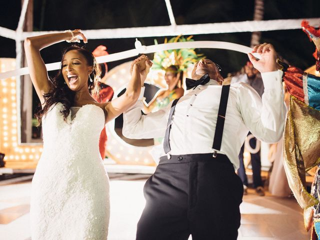 Courtney and Daniel's Wedding in Punta Cana, Dominican Republic 114