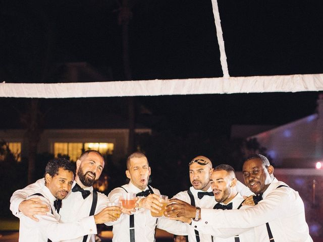 Courtney and Daniel's Wedding in Punta Cana, Dominican Republic 115