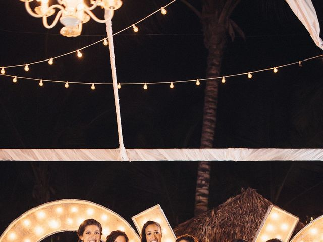 Courtney and Daniel's Wedding in Punta Cana, Dominican Republic 116
