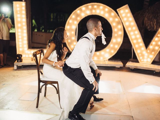 Courtney and Daniel's Wedding in Punta Cana, Dominican Republic 120