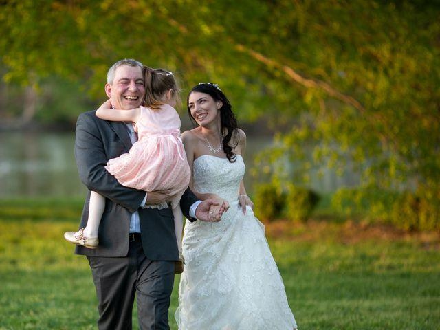 Sean and Rachel's Wedding in Ridge, Maryland 1