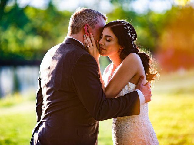 The wedding of Rachel and Sean