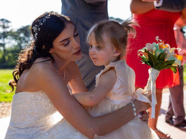 Sean and Rachel's Wedding in Ridge, Maryland 8