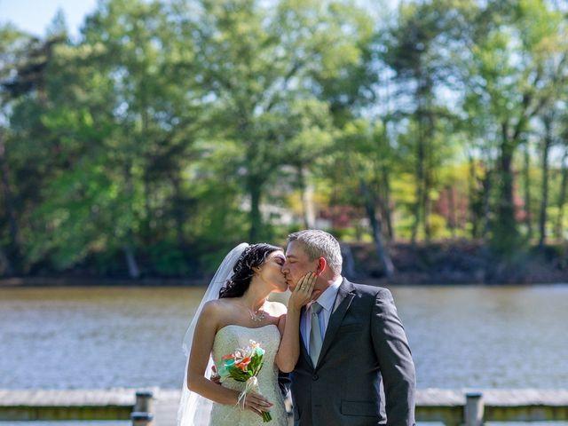 Sean and Rachel's Wedding in Ridge, Maryland 11
