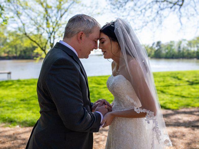 Sean and Rachel's Wedding in Ridge, Maryland 13