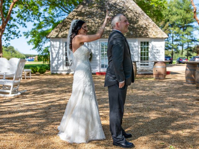 Sean and Rachel's Wedding in Ridge, Maryland 2