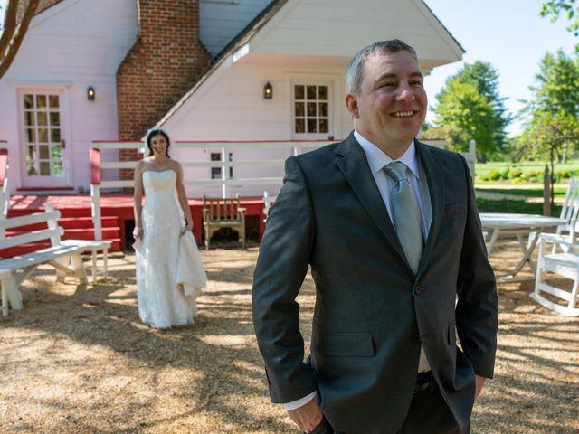 Sean and Rachel's Wedding in Ridge, Maryland 14