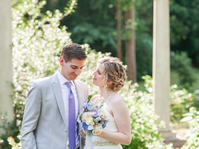 The wedding of Elaine and Grant