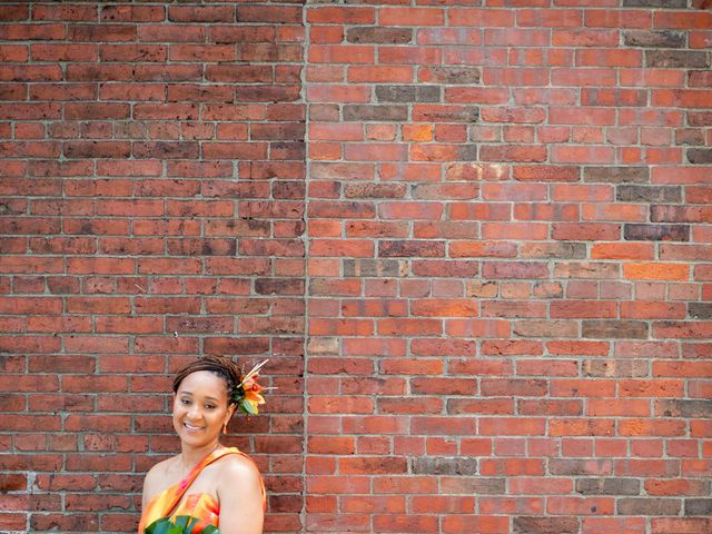 Brittney and Charlene's Wedding in Boston, Massachusetts 11