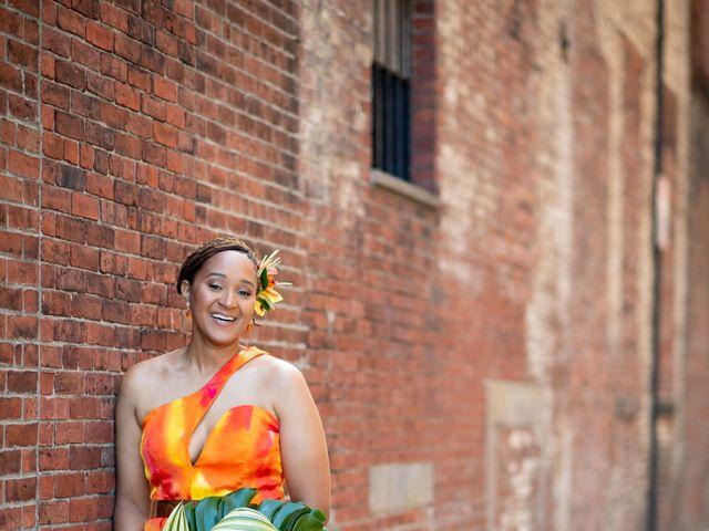 Brittney and Charlene's Wedding in Boston, Massachusetts 13
