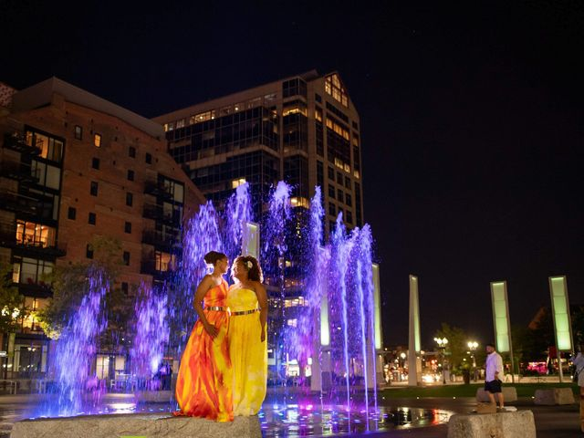 Brittney and Charlene's Wedding in Boston, Massachusetts 62