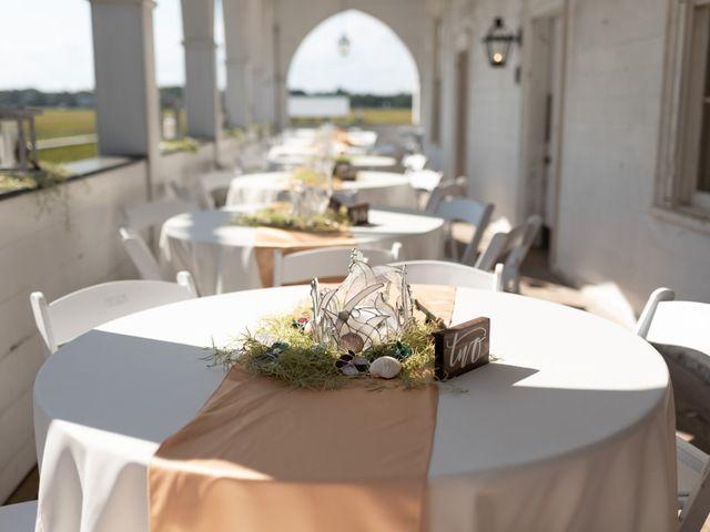 Ryan and Sarah's Wedding in Pawleys Island, South Carolina 4